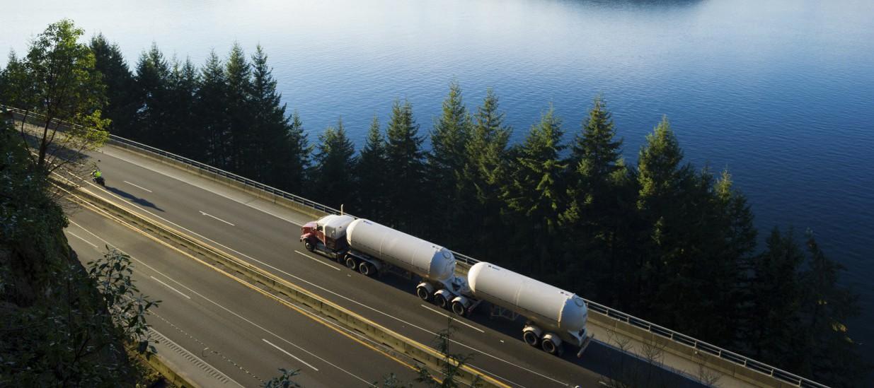 Transport af varer med DTO